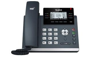 SIP-T42S phone