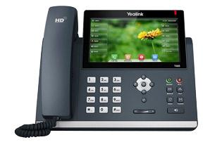 SIP-T48S phone