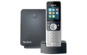 W53P-DECT-phone